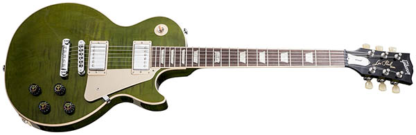 the Gibson Les Paul Peace