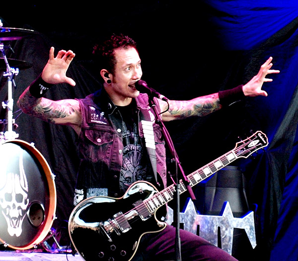 Matt Heafy by Anne Erickson
