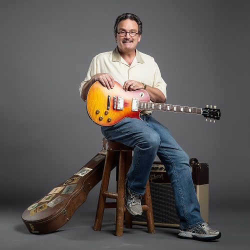 Southern Pride: Guitar collector Ronny Proler on the Southern Rock Tribute 1959 Les Paul
