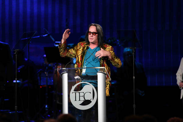 Todd Rundgren by Tom Galloway/M2M PR