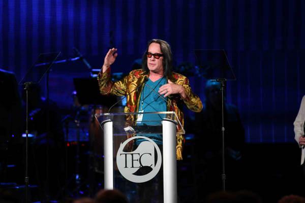 Todd Rundgren by Tom Galloway/M2M PR