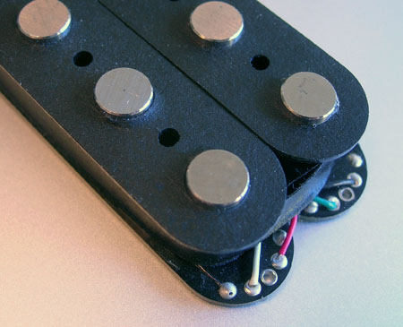 Gibson's Tuned Coil Tapping