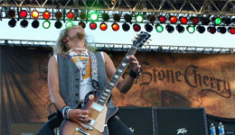 Black Stone Cherry's Ben Wells Talks Southern Rock, Songwriting and Les Pauls