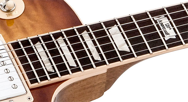 Cryogenically treated Gibson Frets