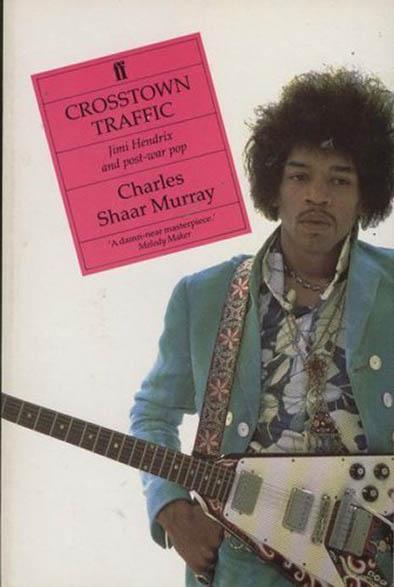 Jimi Hendrix book cover