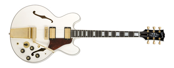 Inspired By Alex Lifeson Gibson Guitar