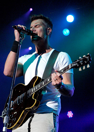 Nick Hexum by Anne Erickson