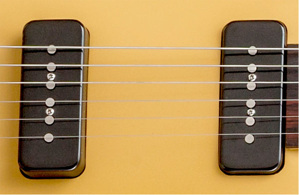 Gibson P-90ST and P-90SR Pickups