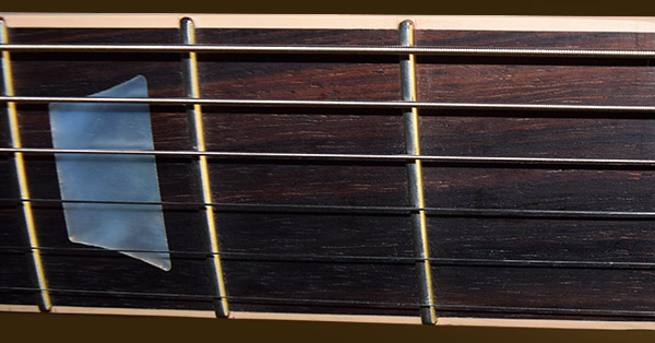 Gibson Les Paul Standard HP - Frets