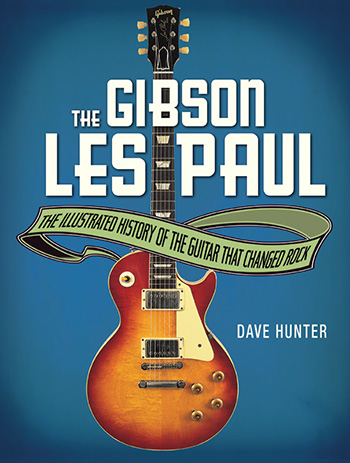 Les Paul book cover