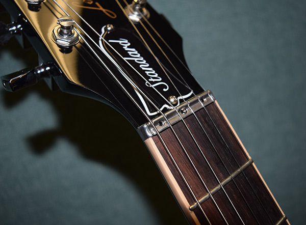 Gibson Les Paul Standard HP - Titanium Nut