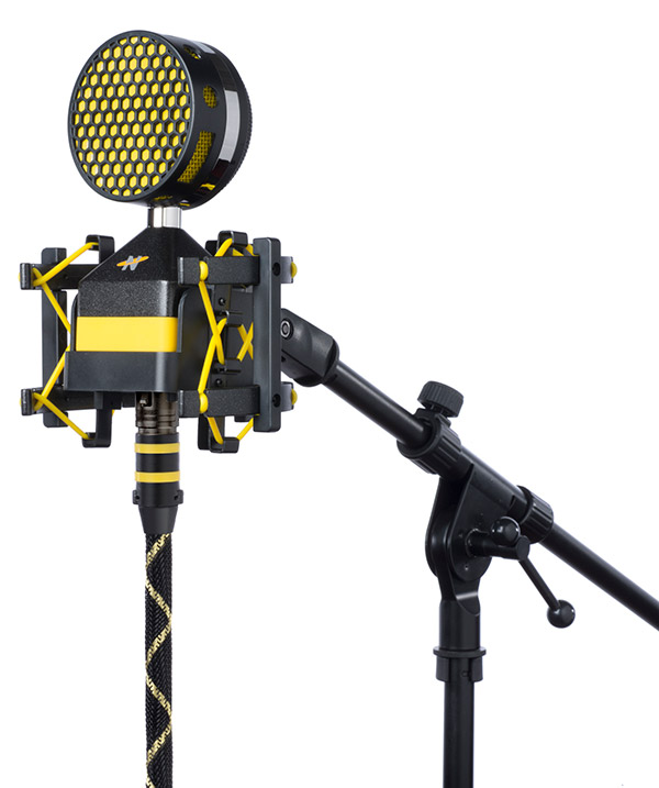 NEAT microphones: Worker Bee
