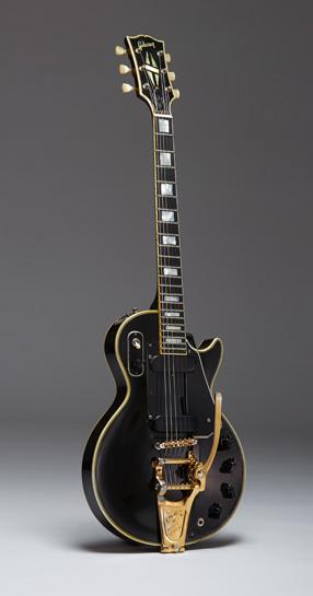 Les Paul's original Black Beauty