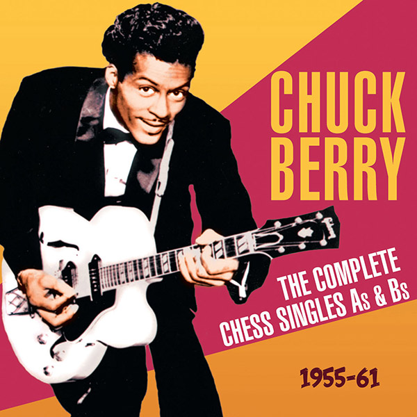Chuck Berry - The Chess Years