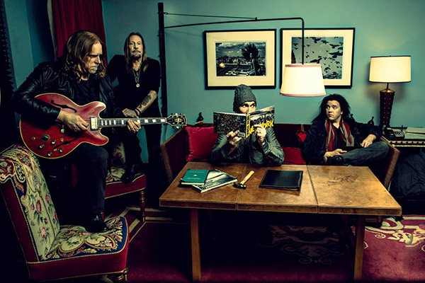 Gov't Mule by Anna Webber