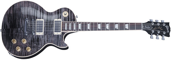 Les Paul Trans Black 35