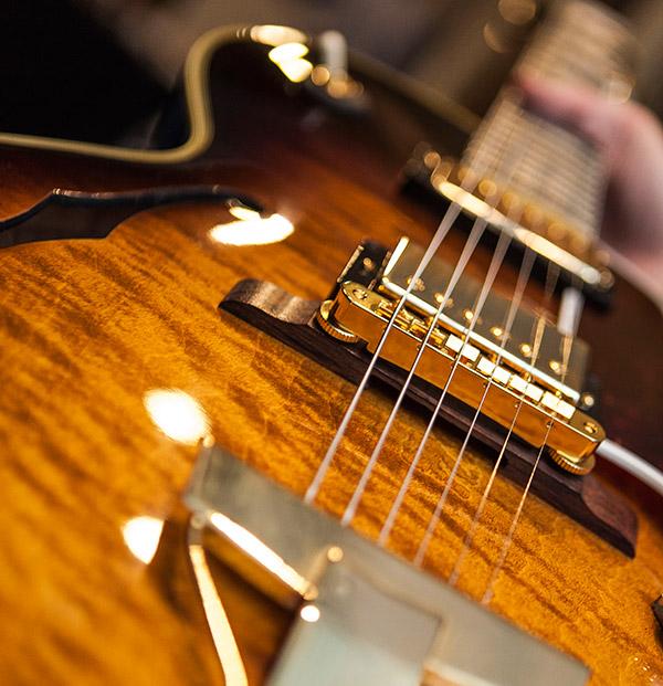 Gibson Memphis 2016 Lineup