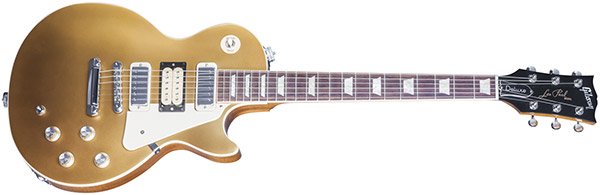 Pete Townshend Deluxe Gold Top 76