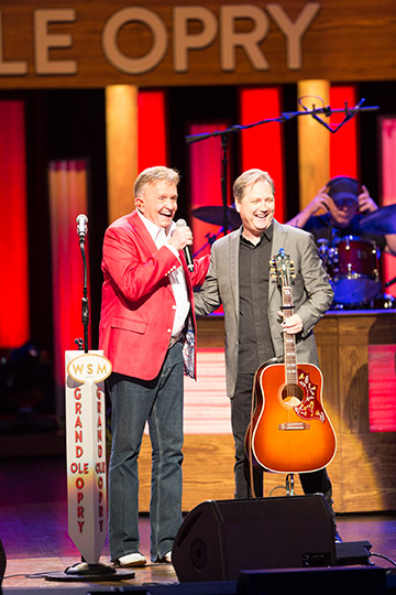 Photo: Chris Hollo/Hollo Photographics for the Grand Ole Opry