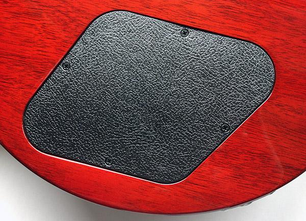 Gibson Backplate