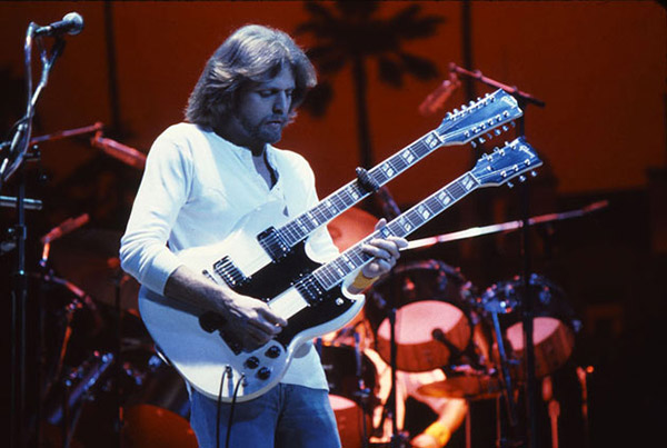 Don Felder by Neil Zlozower