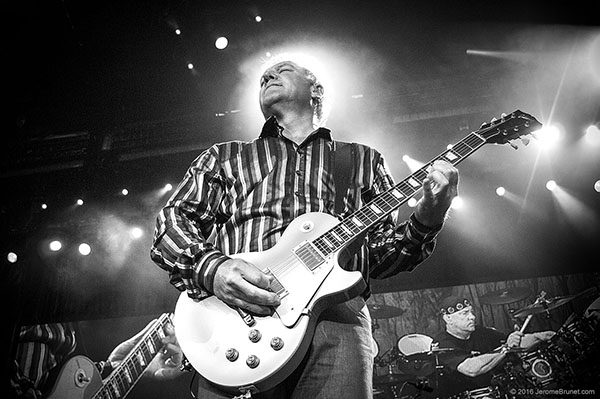 Alex Lifeson by Jerome Brunet