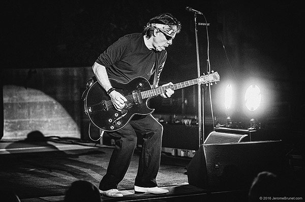 George Thorogood by Jerome Brunet
