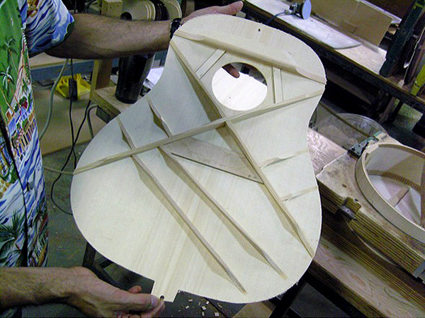 Gibson bracing