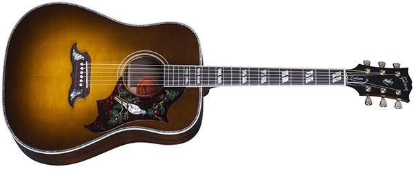 Gibson tonewoods
