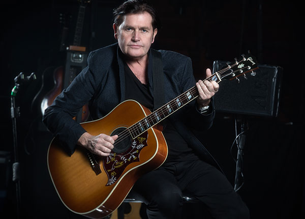 Charlie Burchill by Vince Barker