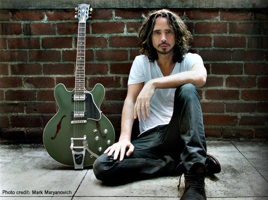 Chris Cornell by Mark Maryanovich