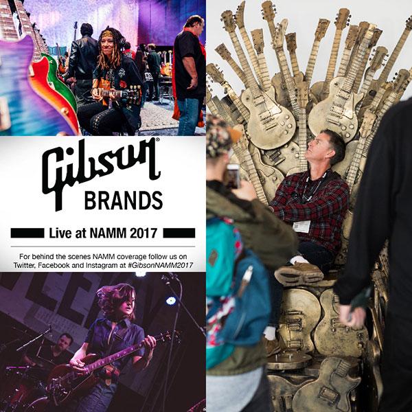 Gibson NAMM 2017