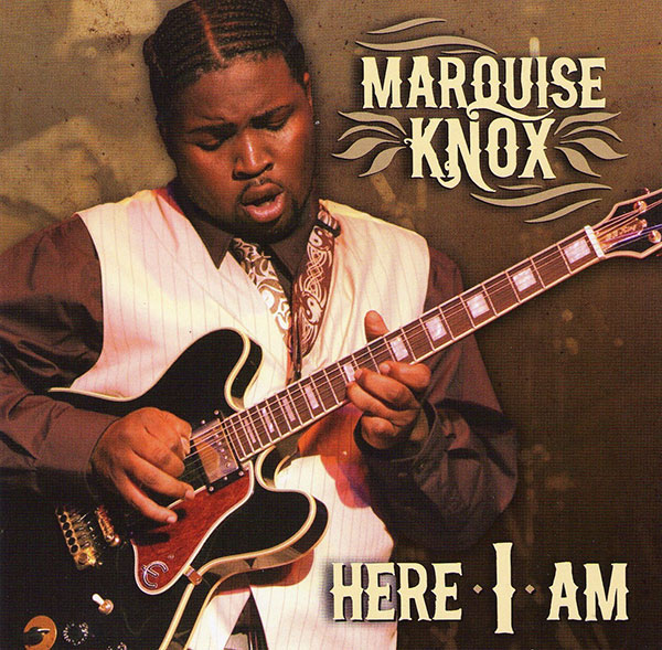 Marquis Knox