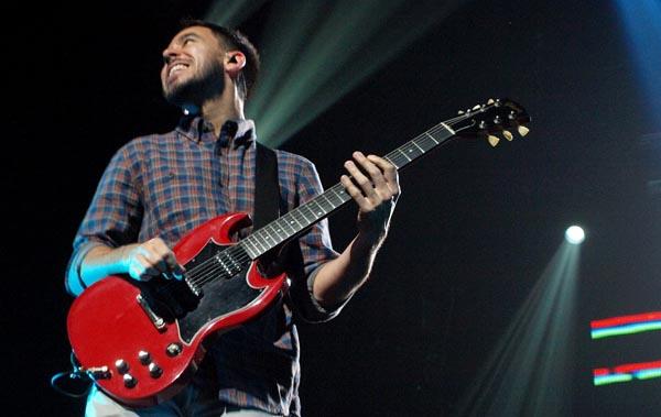 Linkin Park by Anne Erickson