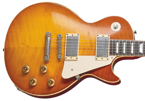 Limited Edition Gary Rossington Les Paul
