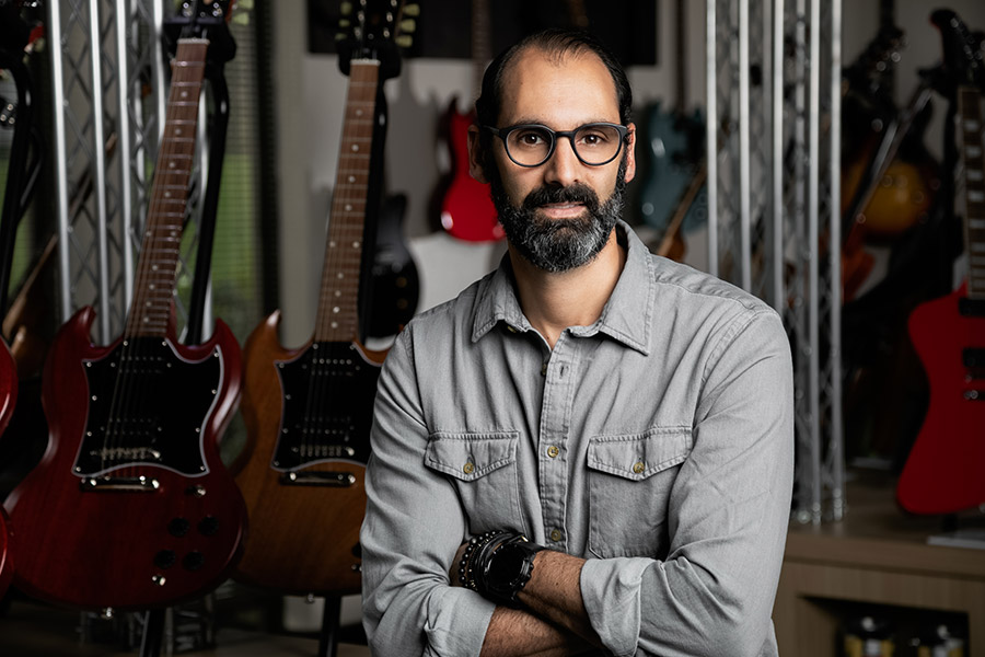 Cesar Gueikian