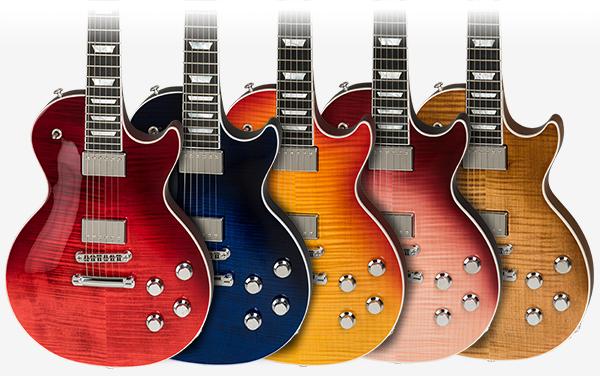 Gibson HP-II Lineup