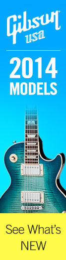 2014 Gibson USA Product Line