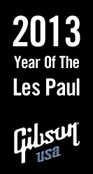 2013 Year of the Les Paul