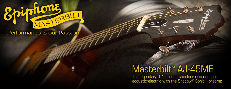 Gibson USA 2016 Lineup