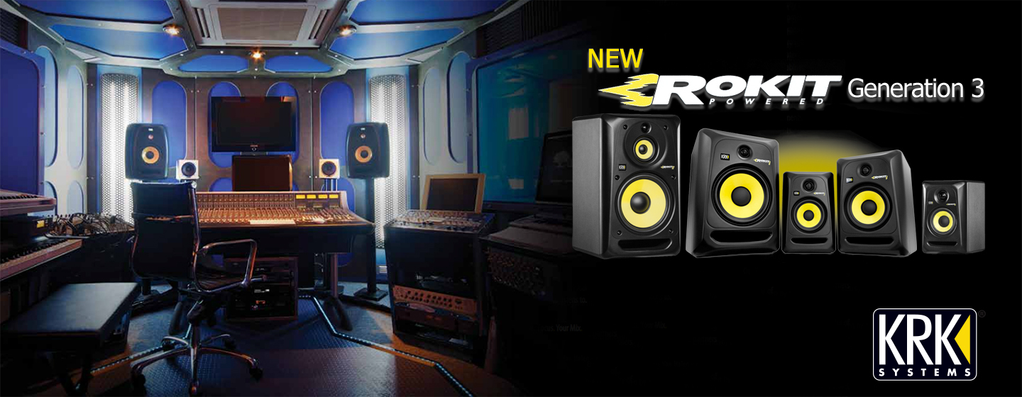 KRK Systems - Rokit Generation 3