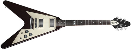 Gibson USA Flying V History