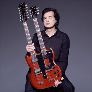 Jimmy Page Awarded Living Legend Award at Classic Rock Magazine's Roll of Honour 2007