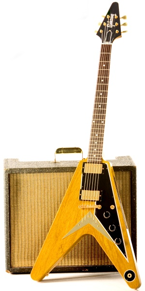 50th Anniversary Korina Flying V