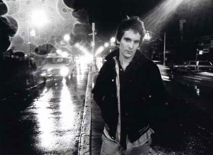 The legendary Alex Chilton around the time of the Pleased to Meet Me sessions