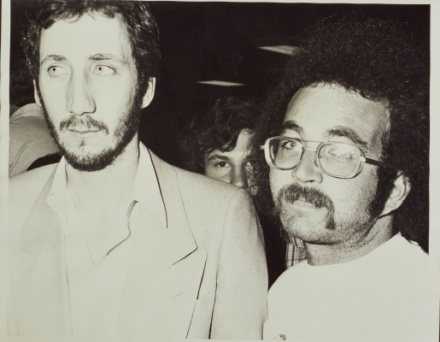 Pete Townshend and Steven Rosen