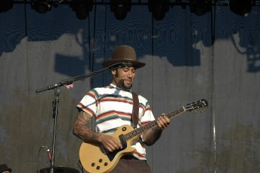 Ben Harper at Voodoo Music Experience