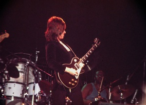 Jeff Beck Blow By Blow tour 1975