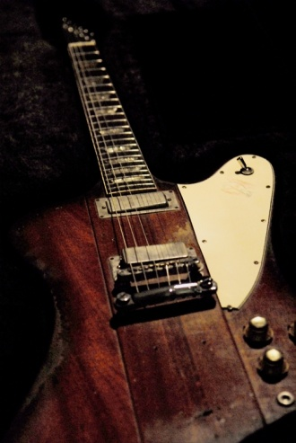 Johnny Winter's Gibson Firebird