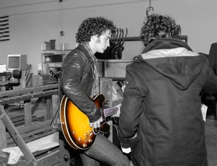 The Jonas Brothers at Gibson Memphis